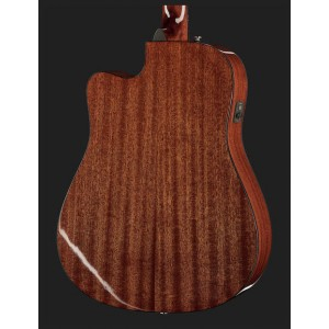 Fender CD-60SCE All Mahogany Akustinė Gitara
