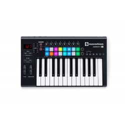 Novation Launchkey 25 MKII - MIDI Klaviatūra / Kontroleris