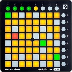 Novation Launchpad Mini MKII MIDI Kontrolieris