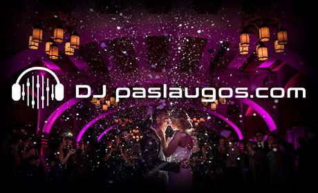 DJ Paslaugos Vestuvėms!