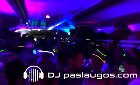 DJPaslaugos.com Važiuojančiame Traukinyje!